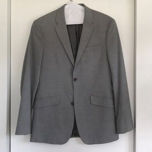 Men Light gray suit and pant